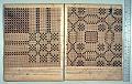 View George Lauck's Manuscript Weave Pattern Book; Pennsylvania, 1805-1829 digital asset number 202