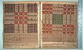 View George Lauck's Manuscript Weave Pattern Book; Pennsylvania, 1805-1829 digital asset number 203