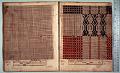 View George Lauck's Manuscript Weave Pattern Book; Pennsylvania, 1805-1829 digital asset number 207
