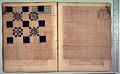 View George Lauck's Manuscript Weave Pattern Book; Pennsylvania, 1805-1829 digital asset number 208