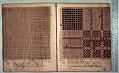View George Lauck's Manuscript Weave Pattern Book; Pennsylvania, 1805-1829 digital asset number 210