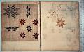 View George Lauck's Manuscript Weave Pattern Book; Pennsylvania, 1805-1829 digital asset number 213