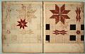 View George Lauck's Manuscript Weave Pattern Book; Pennsylvania, 1805-1829 digital asset number 214