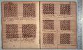 View George Lauck's Manuscript Weave Pattern Book; Pennsylvania, 1805-1829 digital asset number 215