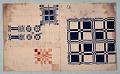 View George Lauck's Manuscript Weave Pattern Book; Pennsylvania, 1805-1829 digital asset number 216