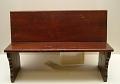 View Allen H. Brown's 1867 School Desk and Seat Patent digital asset number 3