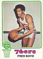 View Fred Boyd Basketball Card digital asset number 0