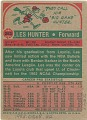 View Les Hunter Basketball Card digital asset number 1