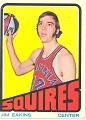 View Jim Eakins Basketball Card digital asset number 0