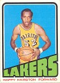 View Happy Hairston Basketball Card digital asset number 0