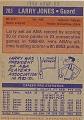 View Larry Jones Basketball Card digital asset number 1