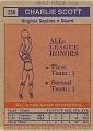 View Charlie Scott Basketball Card digital asset number 1