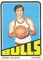 View Jerry Sloan Basketball Card digital asset number 0