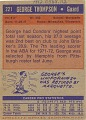 View George Thompson Basketball Card digital asset number 1