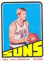 View Dick Van Arsdale Basketball Card digital asset number 0