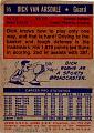 View Dick Van Arsdale Basketball Card digital asset number 2