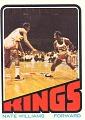 View Nate Williams Basketball Card digital asset number 0
