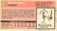 View Art Harris Basketball Card digital asset number 1