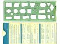 View IBM X20-8020-1 Flowcharting Template U/M 010 digital asset: Flowcharting Template, IBM X20-8020-1