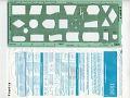View IBM GX20-8020-2 Flowcharting Template digital asset: Flowcharting Template, IBM GX20-8020-2