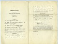 View Tests, Group of Entrance Examinations for Various Colleges digital asset: Examination, Williams College Entrance Examination, June, 1904.