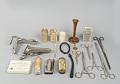 View Vaseline Petroleum Jelly digital asset: Midwifery Kit, instruments