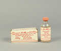 View U-40 Protamine, Zinc & Iletin (Insulin, Lilly), 10cc, List No. M-140 digital asset: U-40 Protamine, Zinc & Iletin (Insulin, Lilly), 10cc, List No. M-140