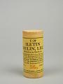 View U-20 Iletin Insulin, Lilly, 5 cc., 100 units digital asset: U-20 Iletin Insulin, Lilly, 5cc, 100 Units