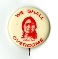 """View Button, """"We Shall Overcome"""" digital asset number 0"""