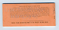 View food coupons digital asset: U.S. Department of Agriculture Food Coupons $66.00 booklet, back cover.
