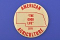 View The Good Life, Protest Pin digital asset number 0