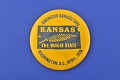 View Kansas for American Agriculture Movement, Protest Pin digital asset number 0