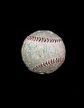 View Baseball, autographed by Connie Mack. digital asset number 0
