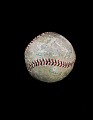 View Baseball, autographed by Connie Mack. digital asset number 1