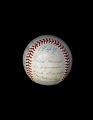 View Baseball, signed by the 1949 New York Giants digital asset number 1