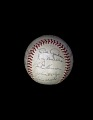 View Baseball, signed by the 1949 New York Giants digital asset number 2