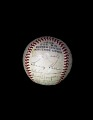 View Baseball, signed by the 1949 New York Giants digital asset number 3