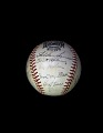 View Baseball, signed by the 1949 New York Giants digital asset number 4