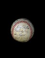 View Baseball, signed by the 1949 Pittsburgh Pirates digital asset number 2