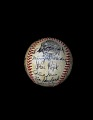 View Baseball, signed by the 1949 Pittsburgh Pirates digital asset number 3