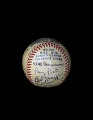 View Baseball, signed by the 1949 Pittsburgh Pirates digital asset number 4