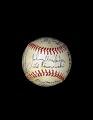 View Baseball, signed by the 1949 Cincinnati Reds digital asset number 2