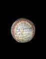 View Baseball, signed by the 1949 Cincinnati Reds digital asset number 4