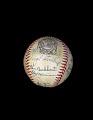 View Baseball, signed by the 1949 Cincinnati Reds digital asset number 5