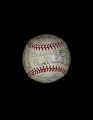 View Baseball, signed by the 1952 Brooklyn Dodgers digital asset number 2