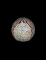 View Baseball, signed by the 1952 Brooklyn Dodgers digital asset number 3