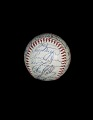 View Baseball, signed by the 1953 Brooklyn Dodgers digital asset number 1