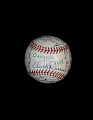 View Baseball, signed by the 1953 Brooklyn Dodgers digital asset number 2