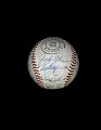 View Baseball, signed by the 1953 Brooklyn Dodgers digital asset number 0