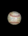 View Baseball, signed by the 1953 Chicago White Sox digital asset number 0